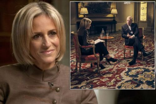 Prince Andrew's offer to Emily Maitlis when cameras stopped rolling after car-crash interview