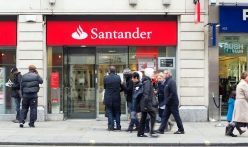 Tough times for British arm of Spanish banking giant Santander