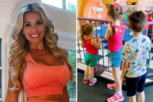 Christine McGuinness 'blamed herself' for her three children being autistic
