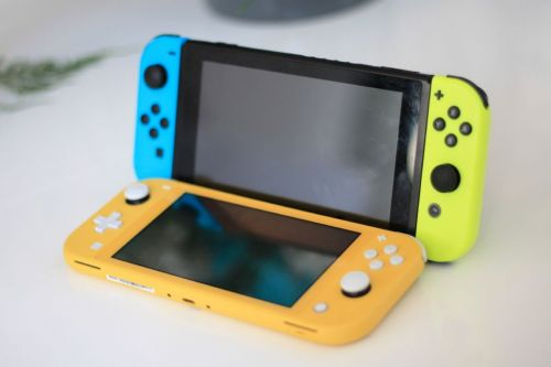 Nintendo Switch Lite is the best portable system Nintendo has ever made