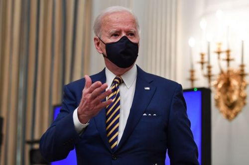 US President Biden 'to bring back UK travel ban' to stop Covid variant spread