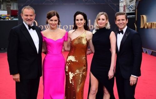 'It was like taking on Roger Federer': What it was like to join the Downton Abbey cast