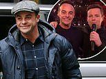 Ant McPartlin is jubilant at Britain's Got Talent auditions. after NTAs Best Presenter win