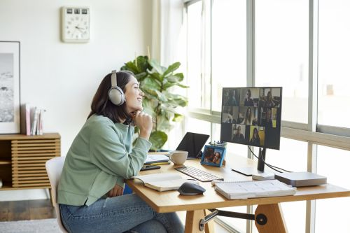 How to Get the Most Out of Your Video Conferencing and Avoid Team Burnout