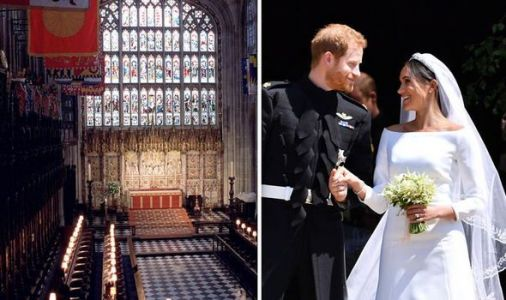 The Queen's SECRET: The hidden quirk NOBODY spotted during Meghan and Harry's wedding