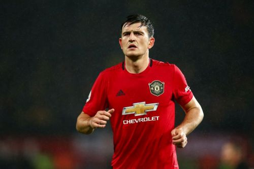 Harry Maguire reveals Rio Ferdinand inspired his journey to Manchester United