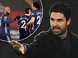 Mikel Arteta refuses to discuss Arsenal's top-four chances