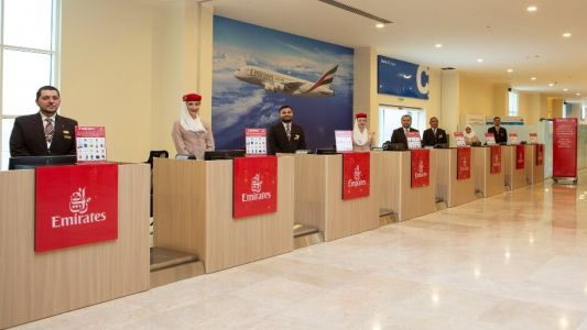 Emirates opens first check-in terminal for cruise passengers