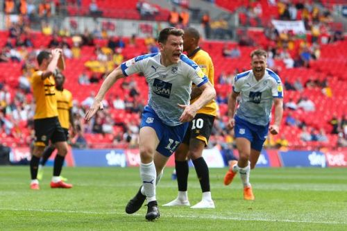 Tranmere Rovers promoted to League One after 119th minute goal sinks Newport County