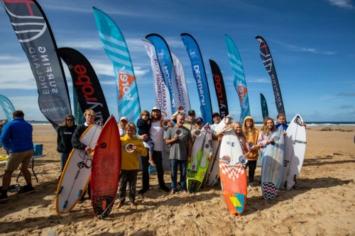 English Nationals Champions Crowned