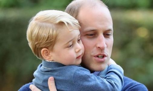 Prince William reveals the surprising reason he did not cheer at son's first football game