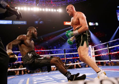 Frank Warren: Deontay Wilder trilogy fight should be at Old Trafford for Tyson Fury's homecoming