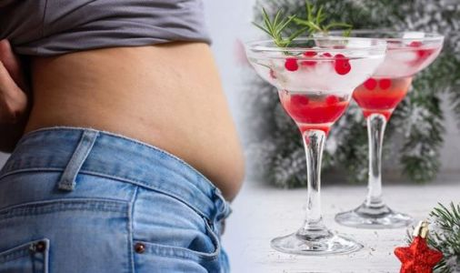 Stomach bloating: Best alcoholic drink to enjoy this Christmas to avoid a bloated belly