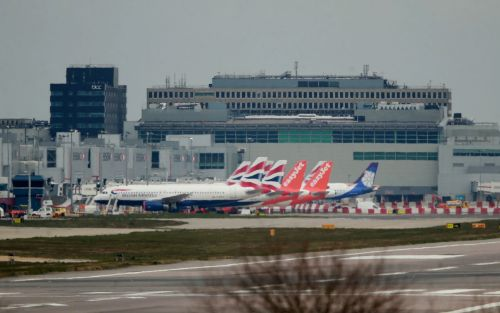 Coronavirus: British Airways closes Gatwick Airport base indefinitely