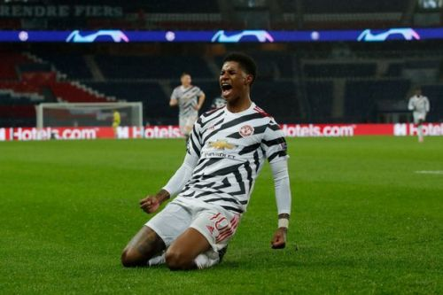 Man Utd player ratings as Marcus Rashford fires side to crucial victory over PSG