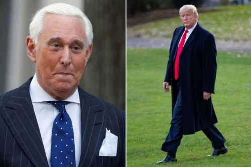 Donald Trump advisor Roger Stone guilty of obstruction, lying, witness tampering