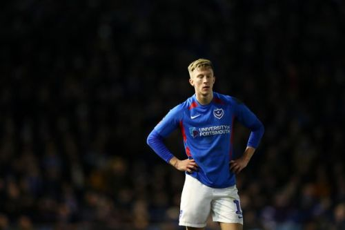 Ross McCrorie in Rangers poser as Portsmouth to ask transfer question