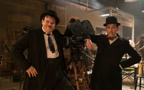 Stan & Ollie, review: Steve Coogan and John C Reilly star in a sad, stirring take on comedy's greatest duo