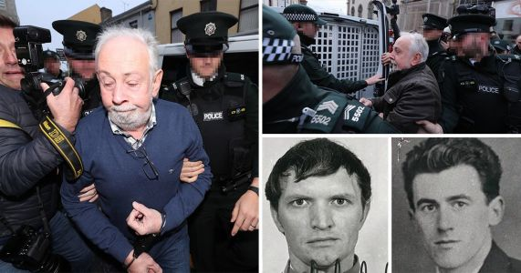 IRA suspect accused of murdering two British soldiers in 1972 denied bail