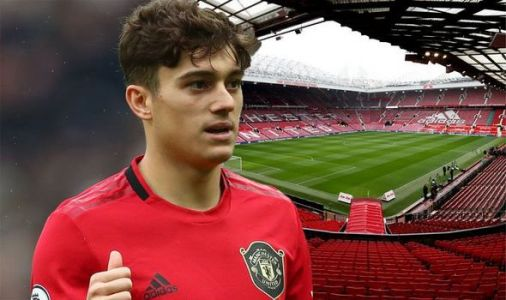 Daniel James sends message to fans after Liverpool draw and Man Utd supporters love it