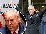 Donald Trump eyes Friday night grant of clemency for Roger Stone