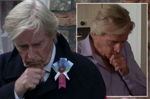 Coronation Street's Ken Barlow faces tragic death - and terrified viewers spot signs