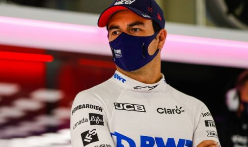 Sergio Perez completes quarantine, set for F1 return at Silverstone