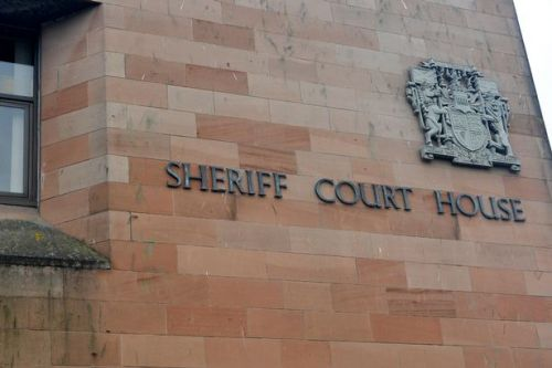 Woman assaulted former partner and demanded money from him