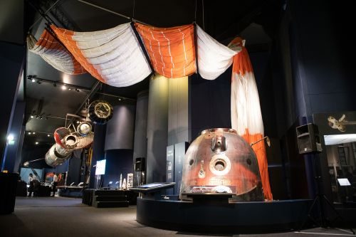 Top 5 things to see at the Science Museum if you love space