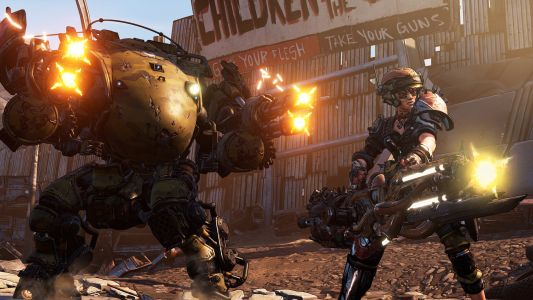 """Borderlands 3 devs are surprised that games like Destiny """"haven't cribbed a bit more from us."""""""