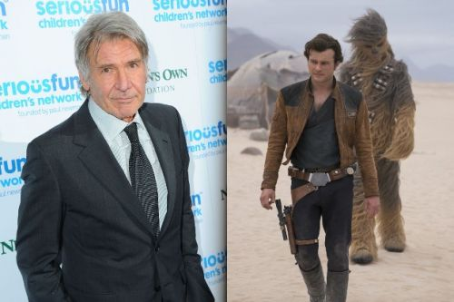 Could Harrison Ford return to play Han Solo WITH Alden Ehrenreich?