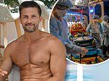 The Bachelor's Tim Robards claims media coverage of coronavirus is 'clickbait'