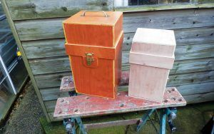 How to make a customised plywood-epoxy box -no screws or nails