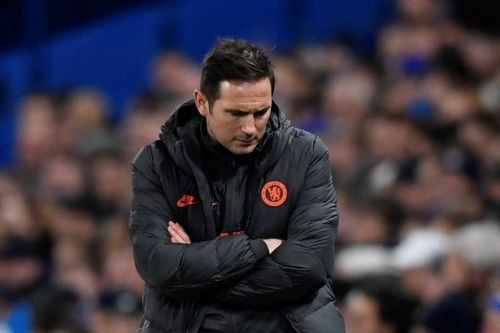 """Frank Lampard makes admission on Chelsea players after being """"outclassed"""" by Bayern"""