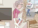 ASK TONY: Sky charged me £2,597 for TV I didn't watch when I was ill