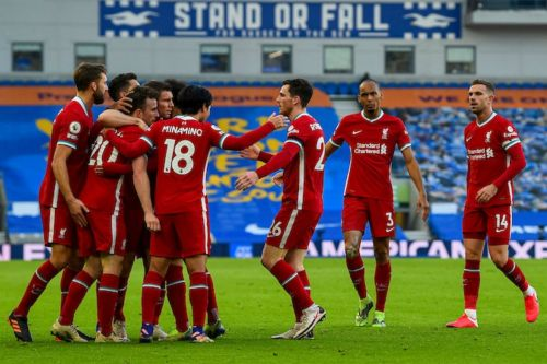 Jordan Henderson acknowledges Liverpool's 'need to adapt' after Brighton draw