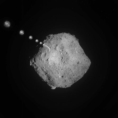 Hayabusa 2 completes practice run for deployment of last asteroid lander