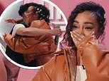 Little Mix's Leigh-Anne Pinnock gets emotional during The Search