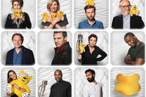 What date is Children in Need 2019 on TV? Who are the celebrities taking part? What charity specials will we see? How do you donate?