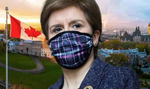 Nicola Sturgeon warned SNP could 'die' in repeat of Quebec's failed independence bid