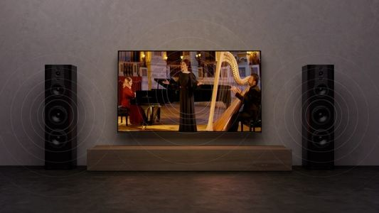Sony Bravia A8H is an exceptional OLED TV with the game changing X1 ultimate processor