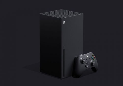 The next Xbox has a name and a new design: Behold, 2020's Xbox Series X