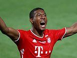 Liverpool remain in contention forBayern Munich defender David Alaba