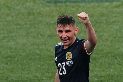 Billy Gilmour's mum 'bursting with pride' as she shares sweet tribute to son