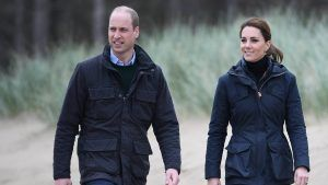 Prince William and Kate Middleton have been secretly volunteering for crisis helplines