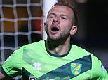 Carabao Cup round-up: Jordan Rhodes trio fires Norwich past Wycombe