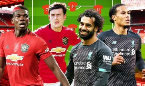Who makes it into a Man Utd and Liverpool combined XI? Top stars snubbed - Big Debate