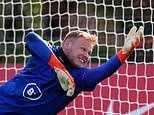 Arsenal goalkeeper Aaron Ramsdale sets his sights on the England No 1 shirt for the Qatar World Cup