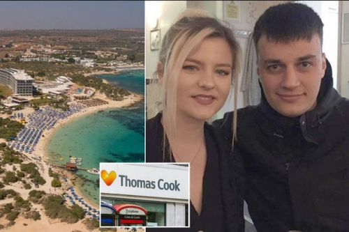 Brit couple's £7.5k dream wedding could be ruined if Thomas Cook goes bust