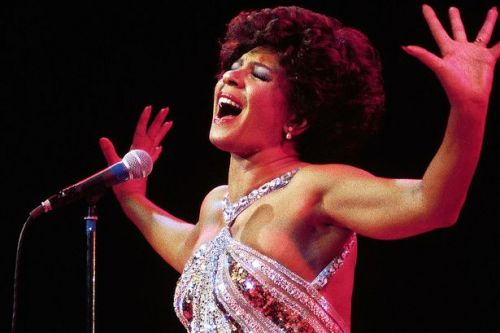 Dame Shirley Bassey set to release 'grand finale' album at the age of 83